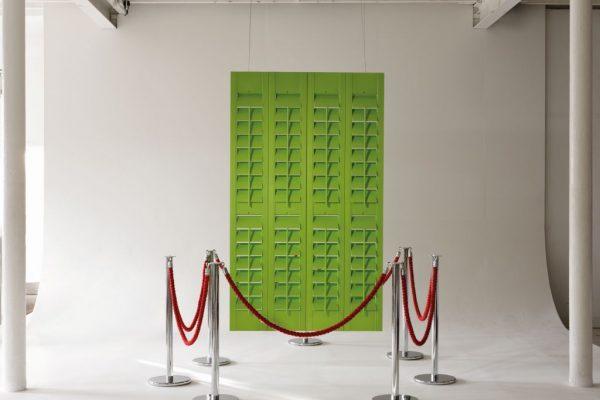 Custom-Acid-Green-Gloss-window-shutters