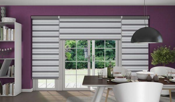 Modern-Dining-Room-Senses-Mirage-window-blinds