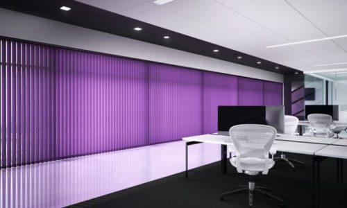 Unicolour-Vertical-Purple-vertical-window-blinds
